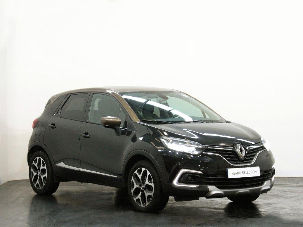 Renault Captur 1.5 dCi 110 Energy Exclusive segunda mão Porto