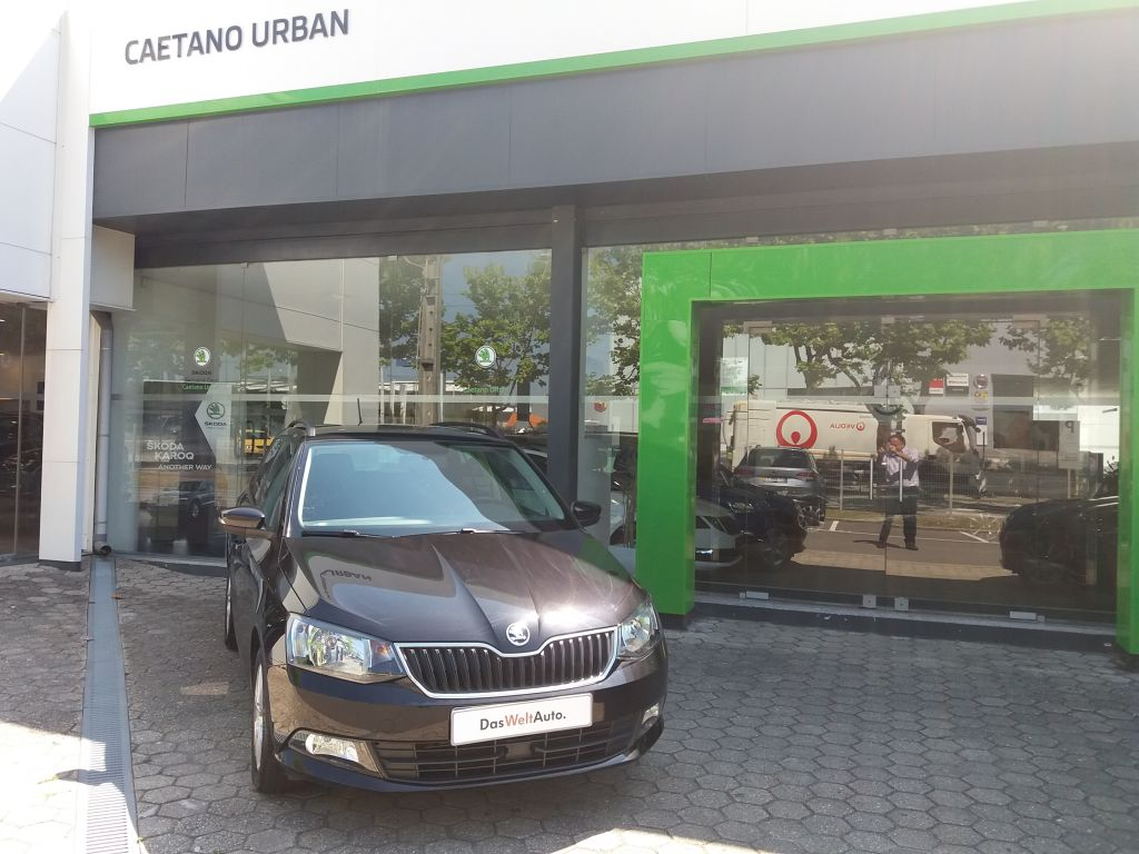 Skoda Fabia 1.0TSI 95cv AMBITION Break usada Aveiro