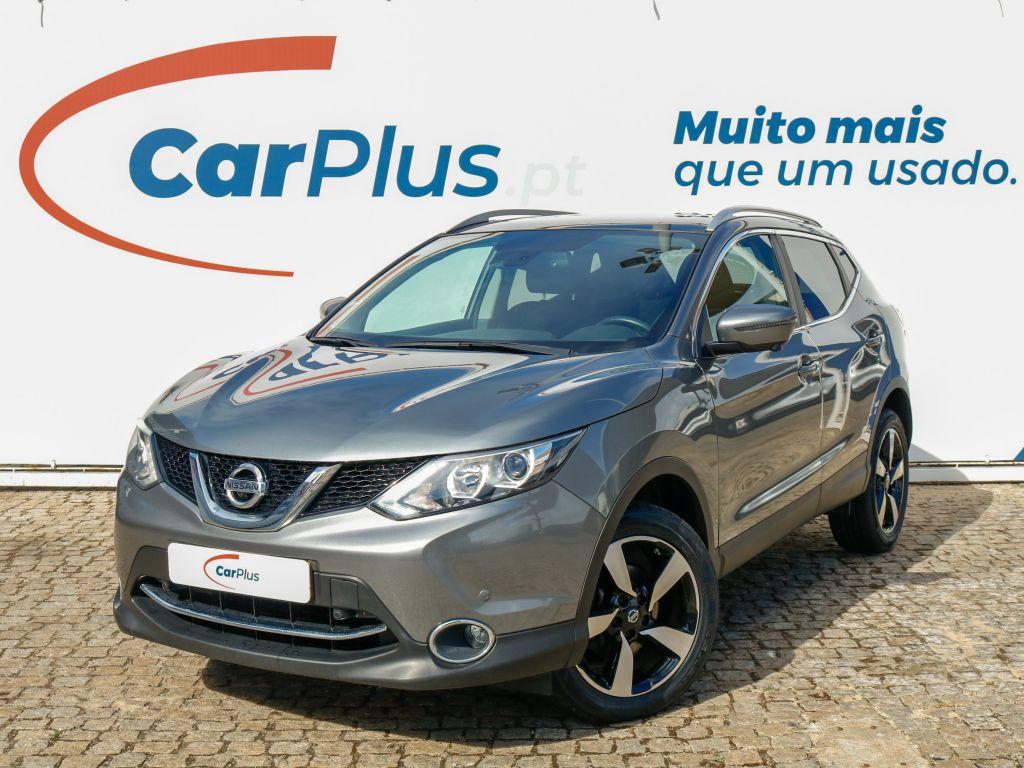 Nissan Qashqai 1.6 dCi N-Connecta 18 segunda mão Lisboa