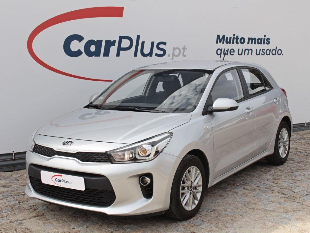 Kia Rio 1.2 CVVT IS5P SX segunda mão Braga