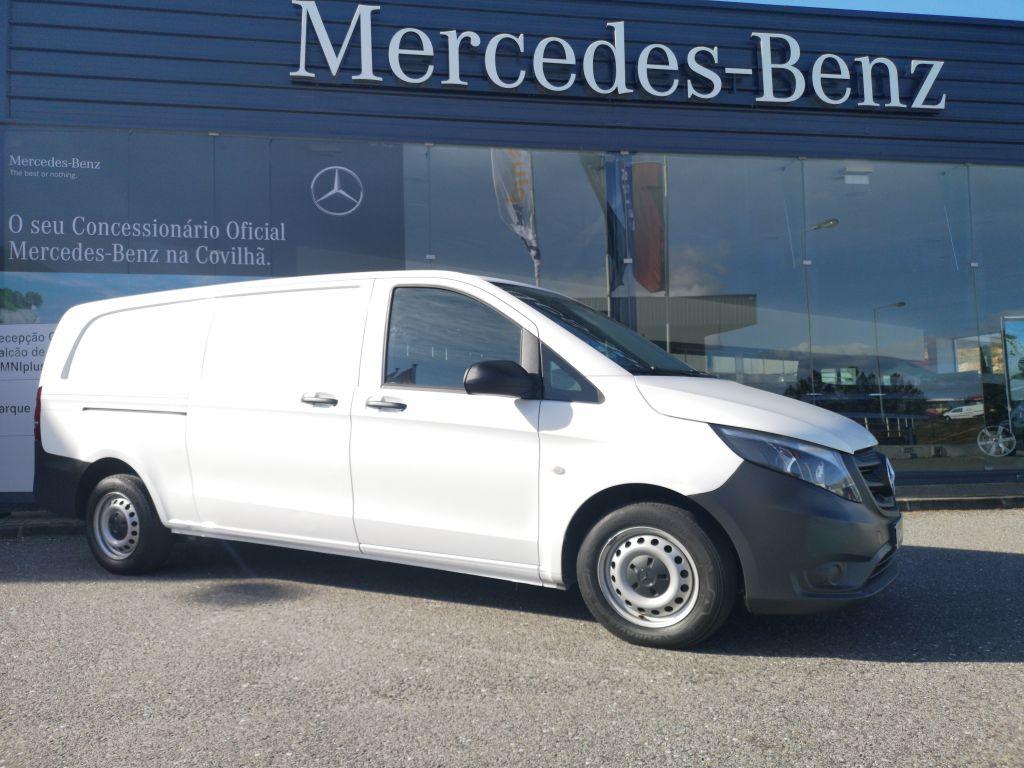 Mercedes Benz Vito Vito Furgão Longo 111CDI/34 segunda mão Castelo Branco