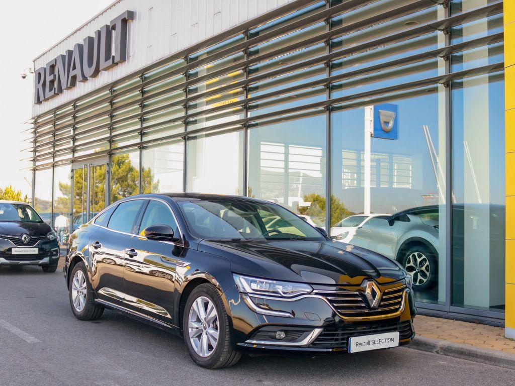 Renault Talisman Executive Energy dCi 130 CV EDC usada Setúbal