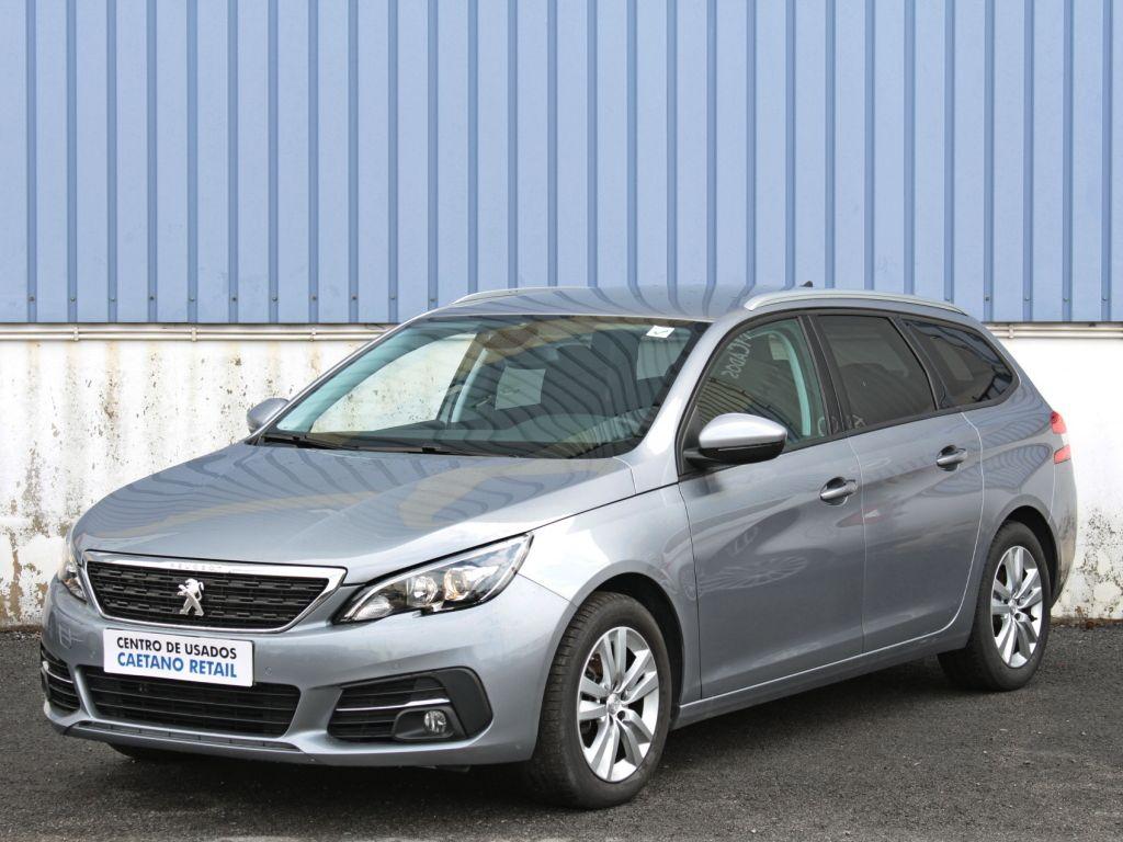 Peugeot 308 SW SW Active 1.5 BlueHDi 130 Euro 6.2d segunda mão Porto
