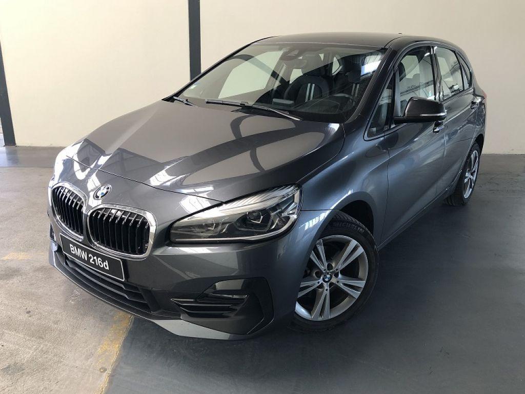 BMW Serie 2 Active Tourer 216d segunda mão Faro
