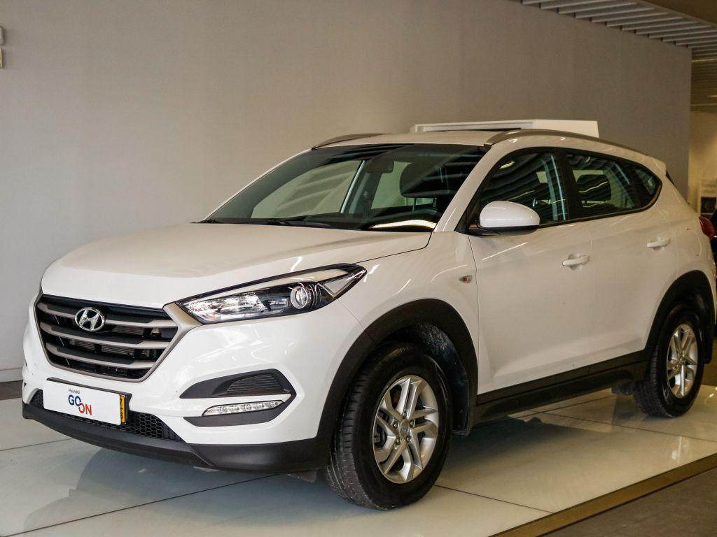 Hyundai Tucson 1.7 CRDi Creative Plus MY17 segunda mão Lisboa