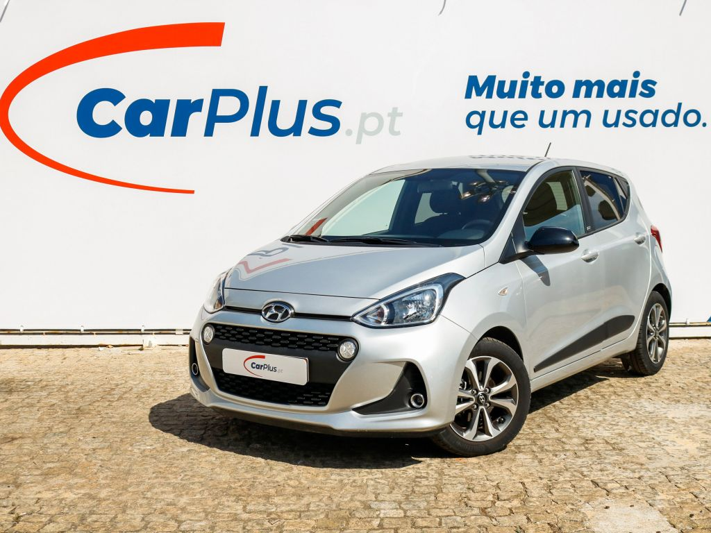 Hyundai i10 1.0 GO+ segunda mão Lisboa