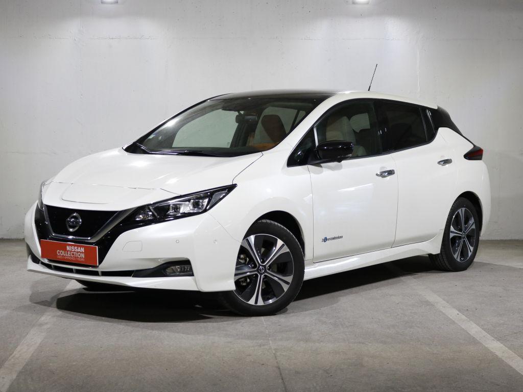 Nissan LEAF Novo LEAF 5p 40kWh Tekna Two Tone+ProPilot Park segunda mão Lisboa