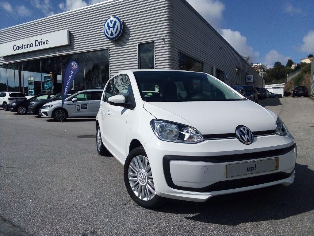 Volkswagen up! 1.0 60cv Move up BlueMotion Tech usada Porto