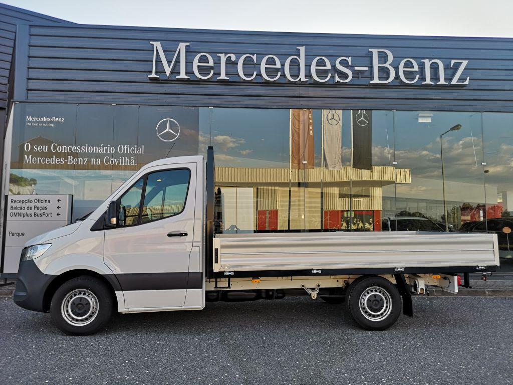 Mercedes Benz Sprinter Chassi Cabine usada Castelo Branco