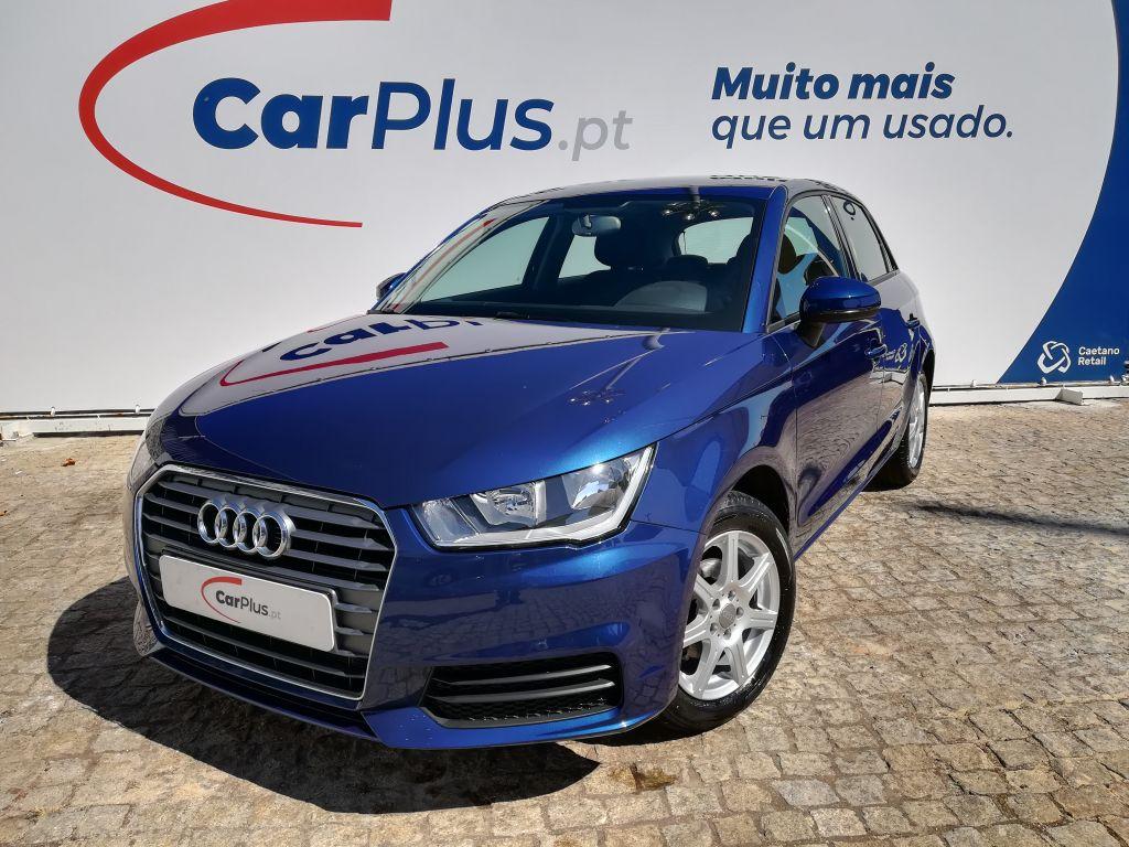 Audi A1 1.0 TFSI Sportback segunda mão Lisboa