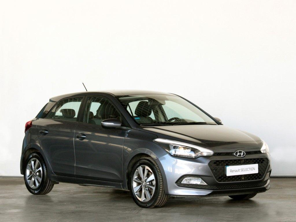 Hyundai i20 1.1 CRDi 75Cv Panorama segunda mão Porto