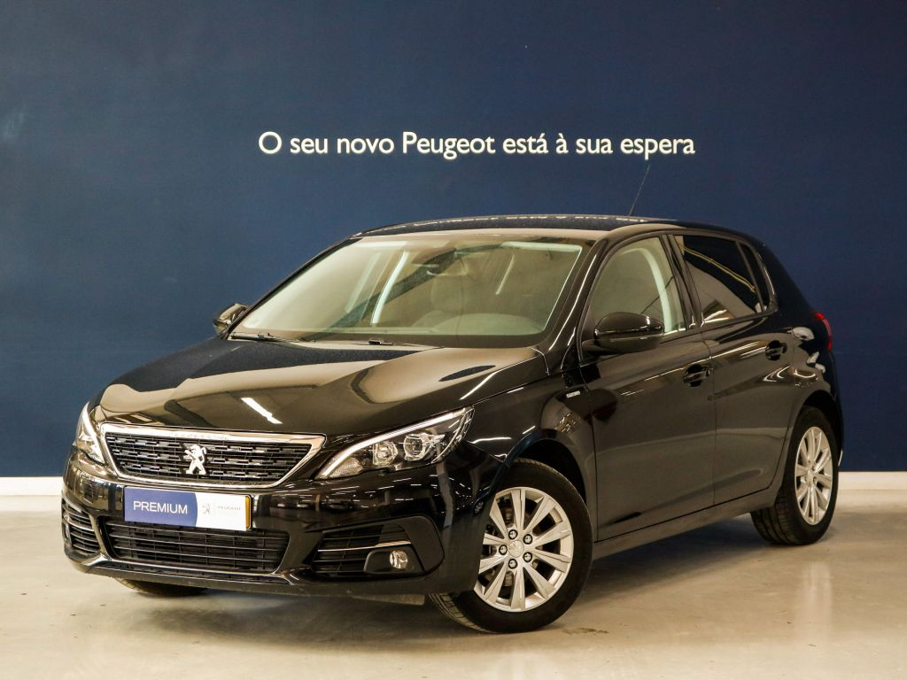 Peugeot 308 1.5 BlueHDi 130cv Style segunda mão Setúbal