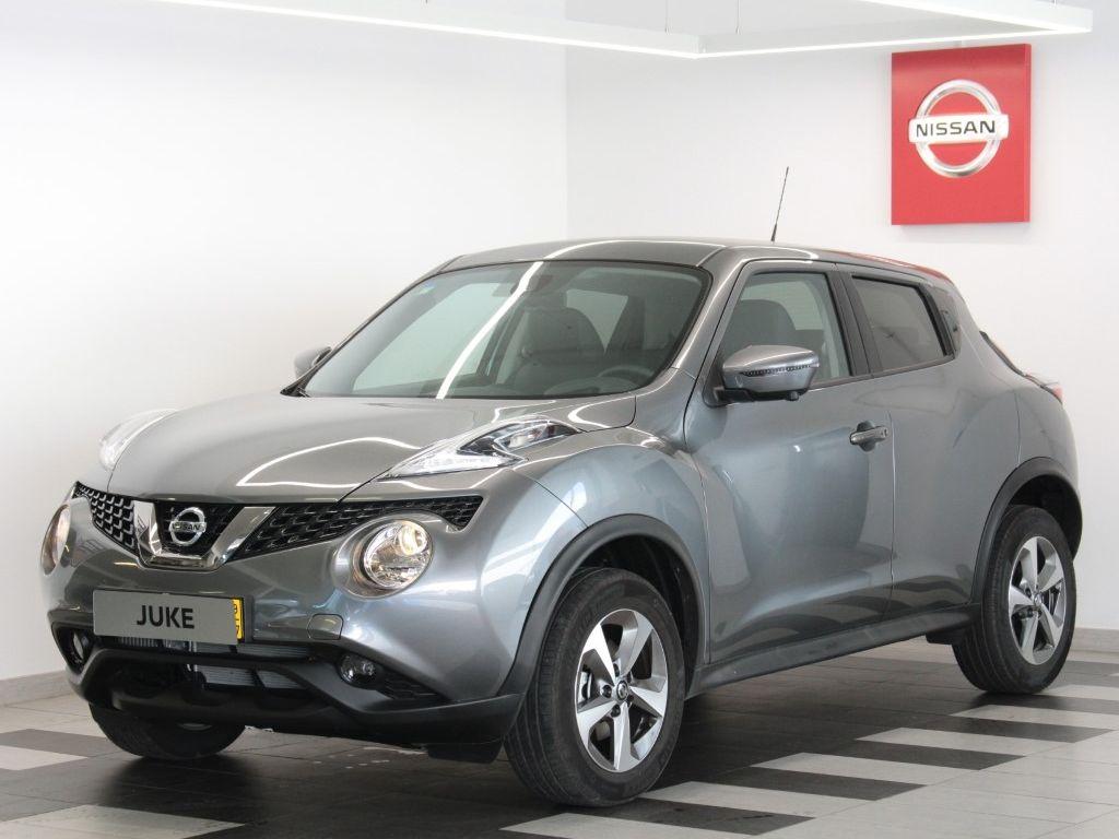 Nissan JUKE  N-CONNECTA 360+EPI segunda mão Porto
