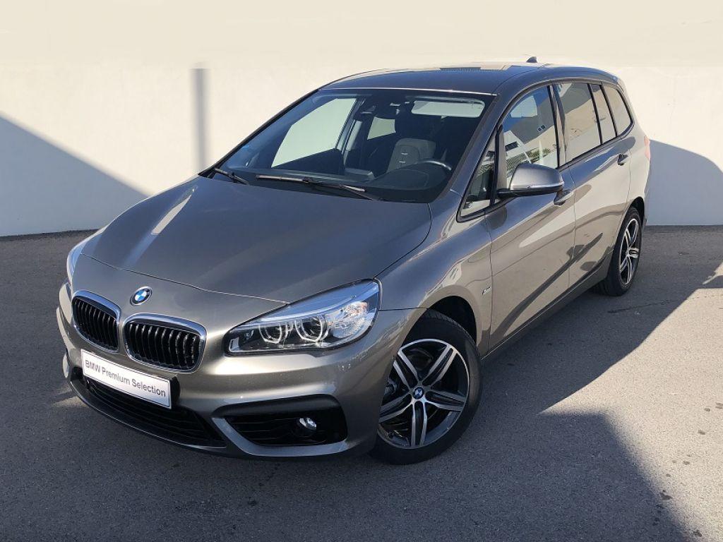 BMW Serie 2 Gran Tourer 216d segunda mão Faro