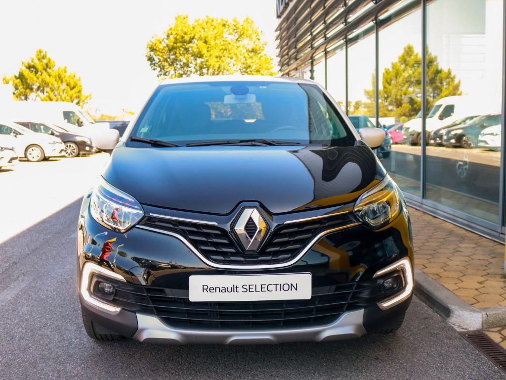 Renault Captur 1.5 dCi 110 Energy Exclusive segunda mão Setúbal
