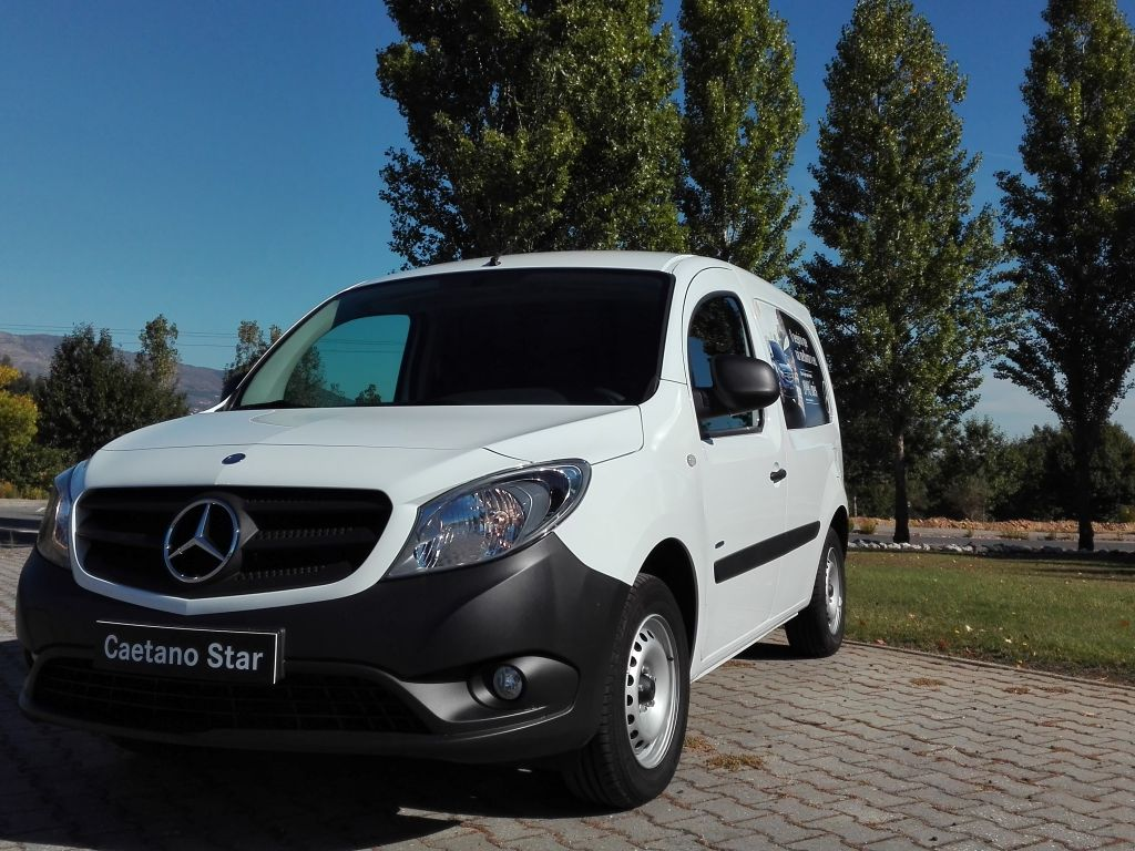 Mercedes Benz Citan 108/27 usada Castelo Branco