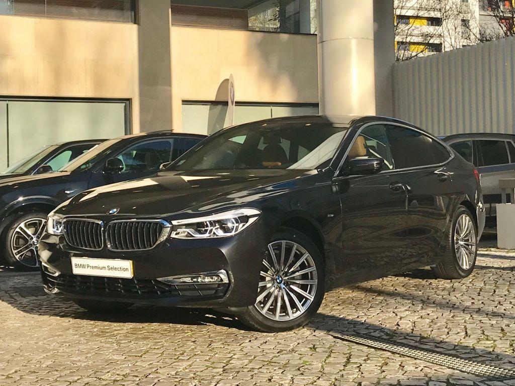 BMW Serie 6 630d xDrive Gran Turismo Line Luxury Auto segunda mão Lisboa