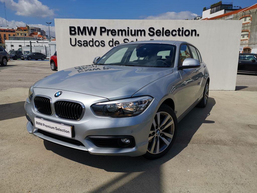 BMW Serie 1 116d Auto Advantage Business segunda mão Lisboa