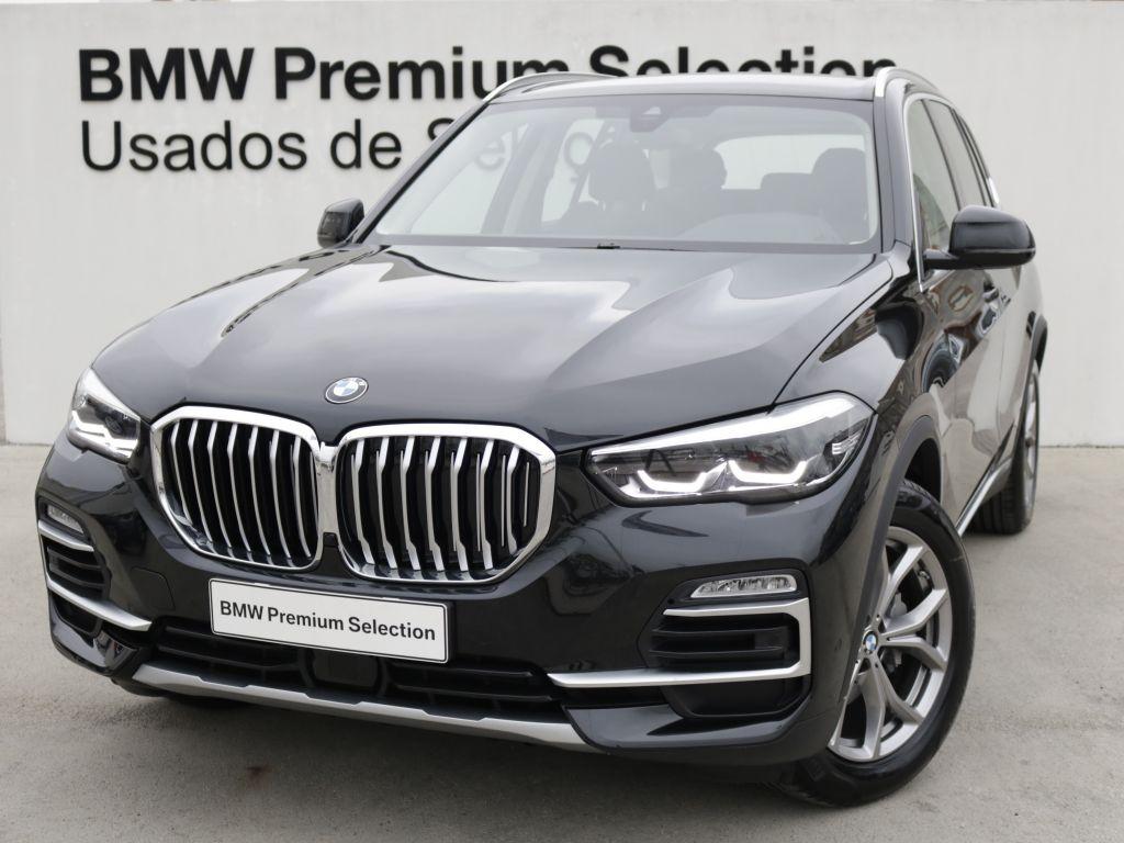 BMW X5 xDrive30d Auto segunda mão Lisboa