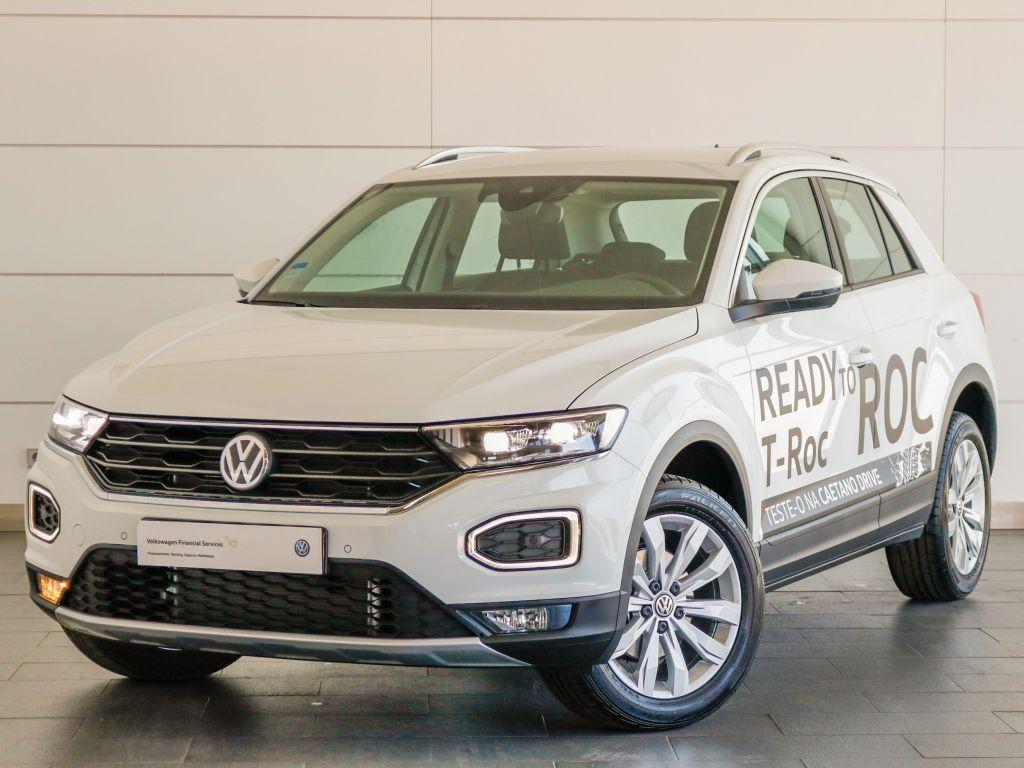 Volkswagen T-Roc 1.5 TSI 150cv Style segunda mão Setúbal
