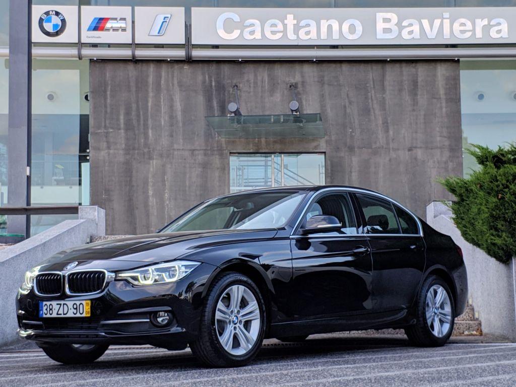 BMW Serie 3 318d Auto Line Sport usada Lisboa
