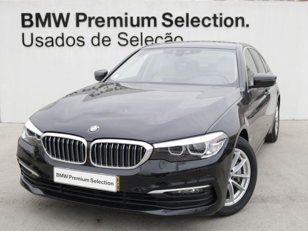 BMW Serie 5 530e iPerformance segunda mão Lisboa