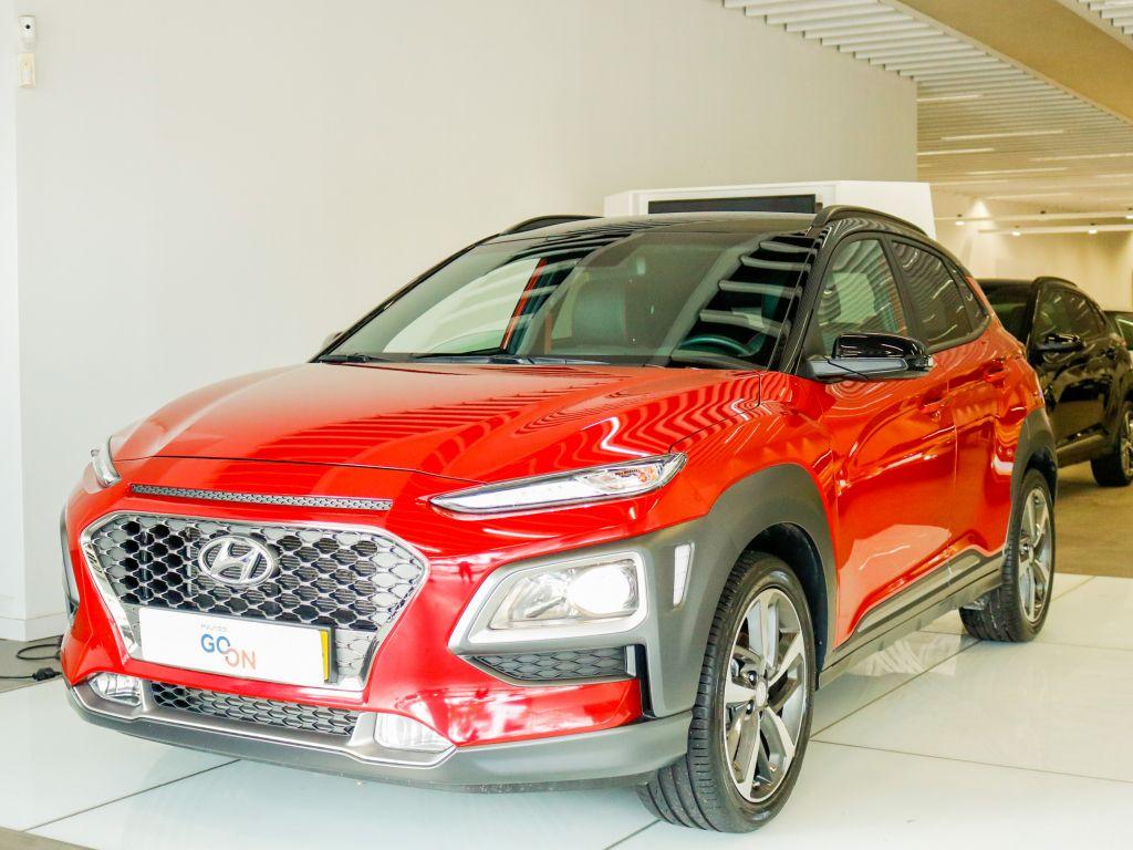 Hyundai Kauai 1.6CRDi Premium 4X2 segunda mão Setúbal