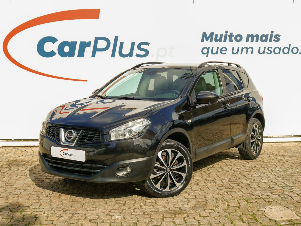 Nissan Qashqai 1.5dCi 110cv S&Tekna 19 segunda mão Lisboa