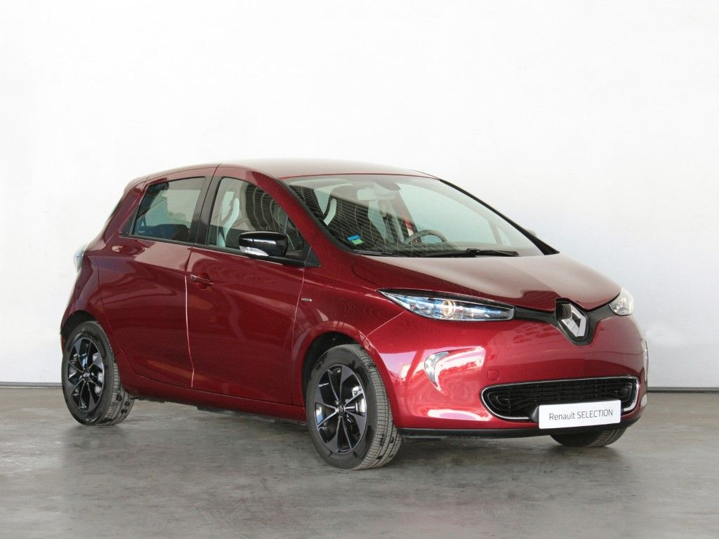 Renault ZOE Bose 40 segunda mão Porto