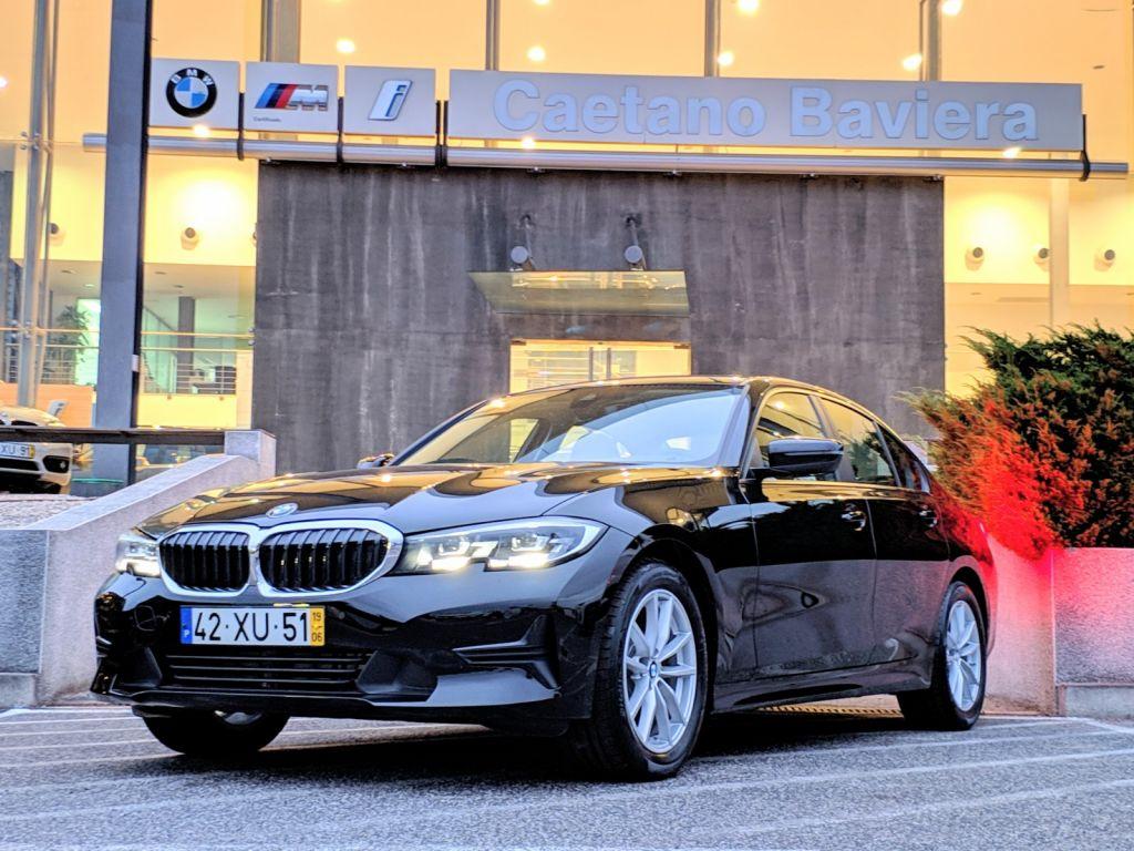 BMW Serie 3 318d Auto usada Lisboa