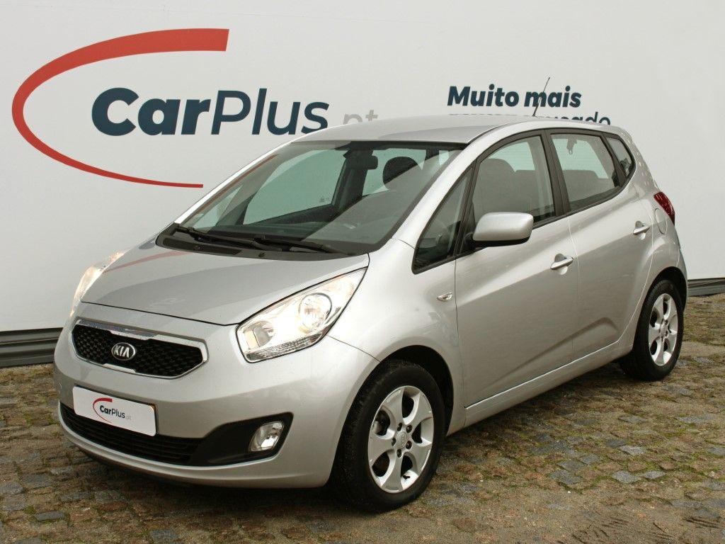 Kia Venga 1.4 CRDI More ISG segunda mão Porto