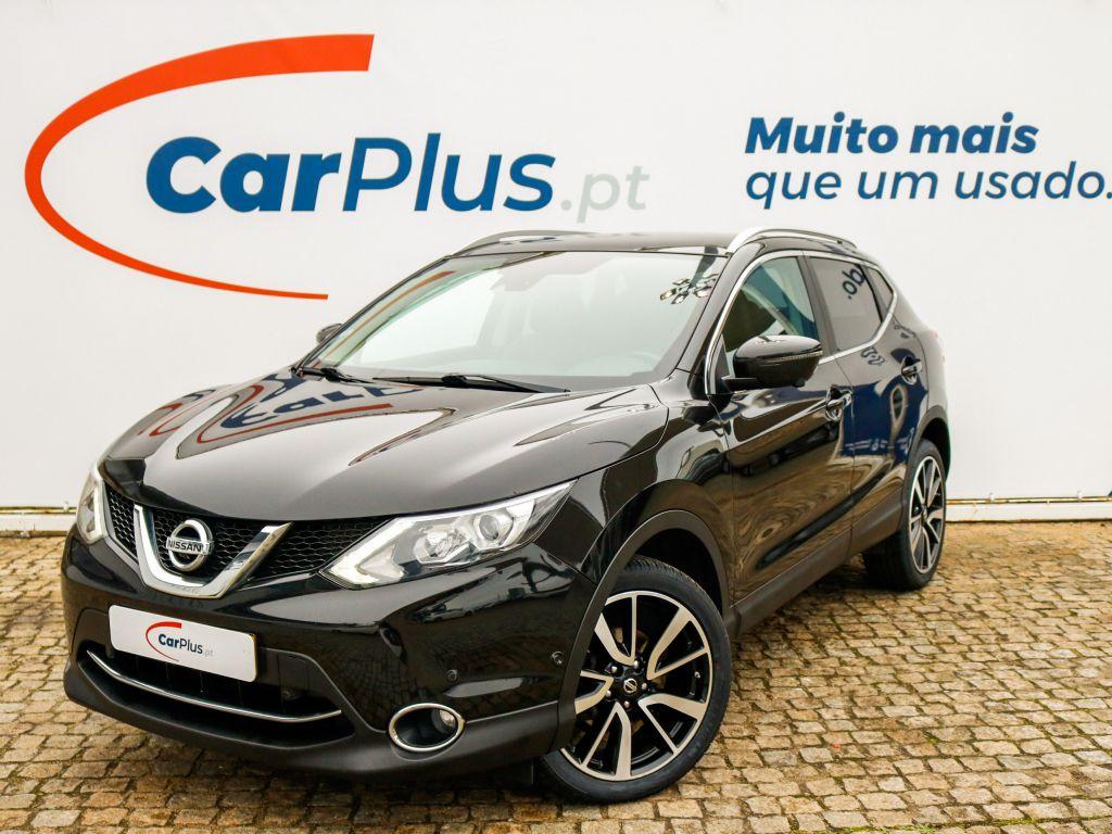 Nissan Qashqai 1.6dCi 130cv S&Tekna 19 segunda mão Lisboa