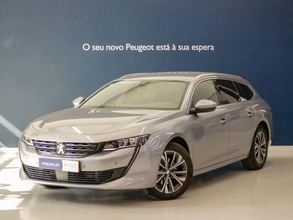 Peugeot 508 1.5 BlueHDi 130cv SW Allure segunda mão Setúbal