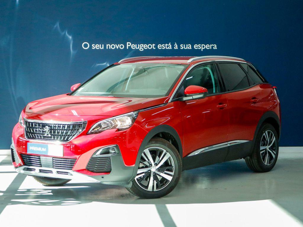 Peugeot 3008 Allure 1.5 BlueHDi 130cv EAT8 segunda mão Setúbal