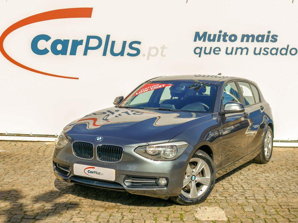 BMW Serie 1 116d EfficientDynamics Line Sport segunda mão Lisboa
