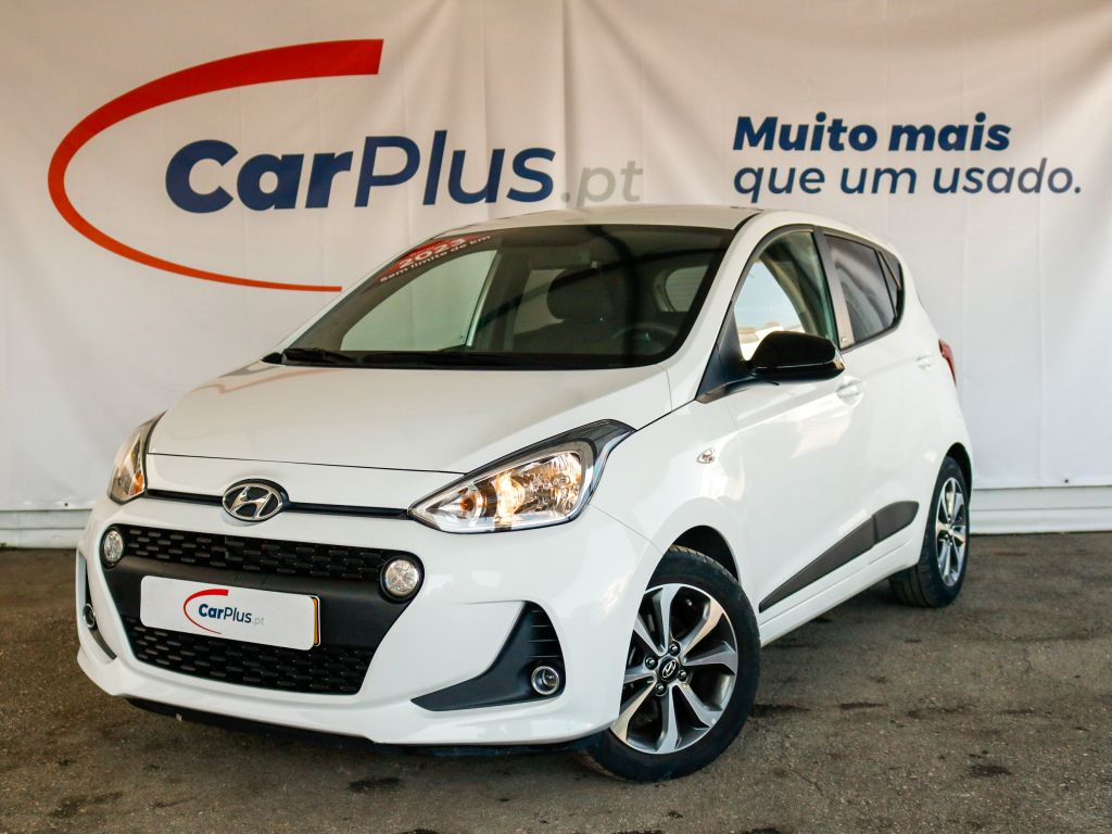 Hyundai i10 1.0 MPi GO+ segunda mão Lisboa