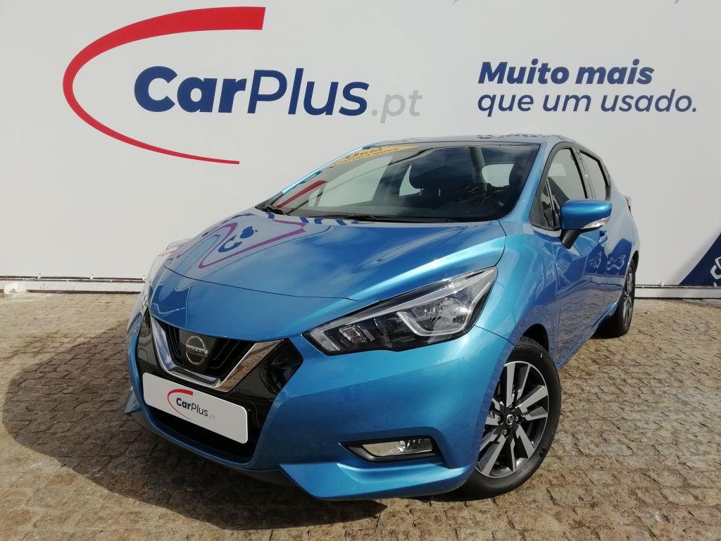 Nissan Micra IG-T 100Cv Acenta segunda mão Lisboa