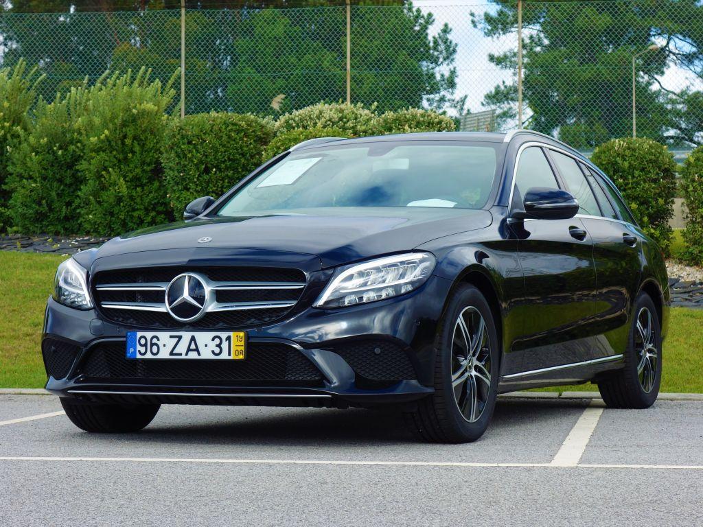 Mercedes Benz Classe C 200 D Station segunda mão Porto