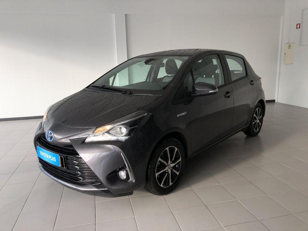 Toyota Yaris Yaris 1.5 Hybrid Comfort + Pack Style segunda mão Castelo Branco