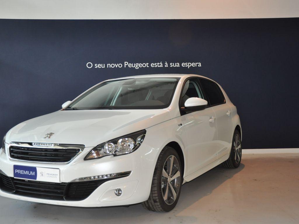 Peugeot 308 Style 1.6 BlueHDi 100cv CVM5 usada Setúbal