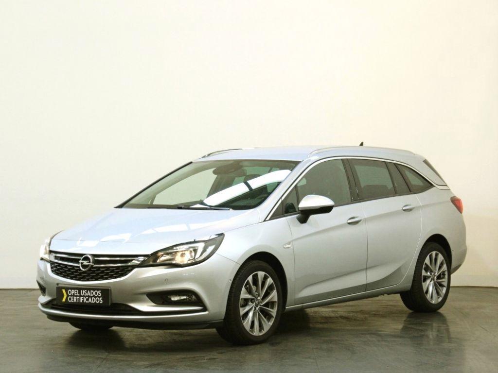 Opel Astra 1.6 Turbo D 110cv S/Innovation usada Porto