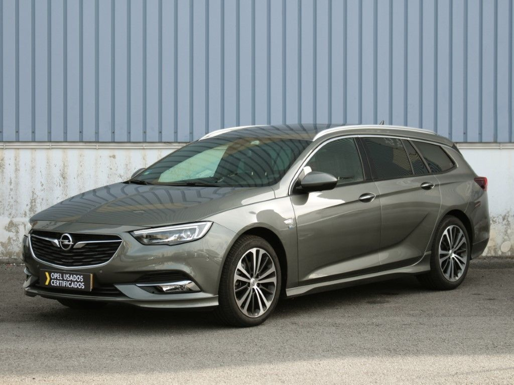 Opel Insignia 1.6 Turbo D 136cv Innovation ST segunda mão Porto