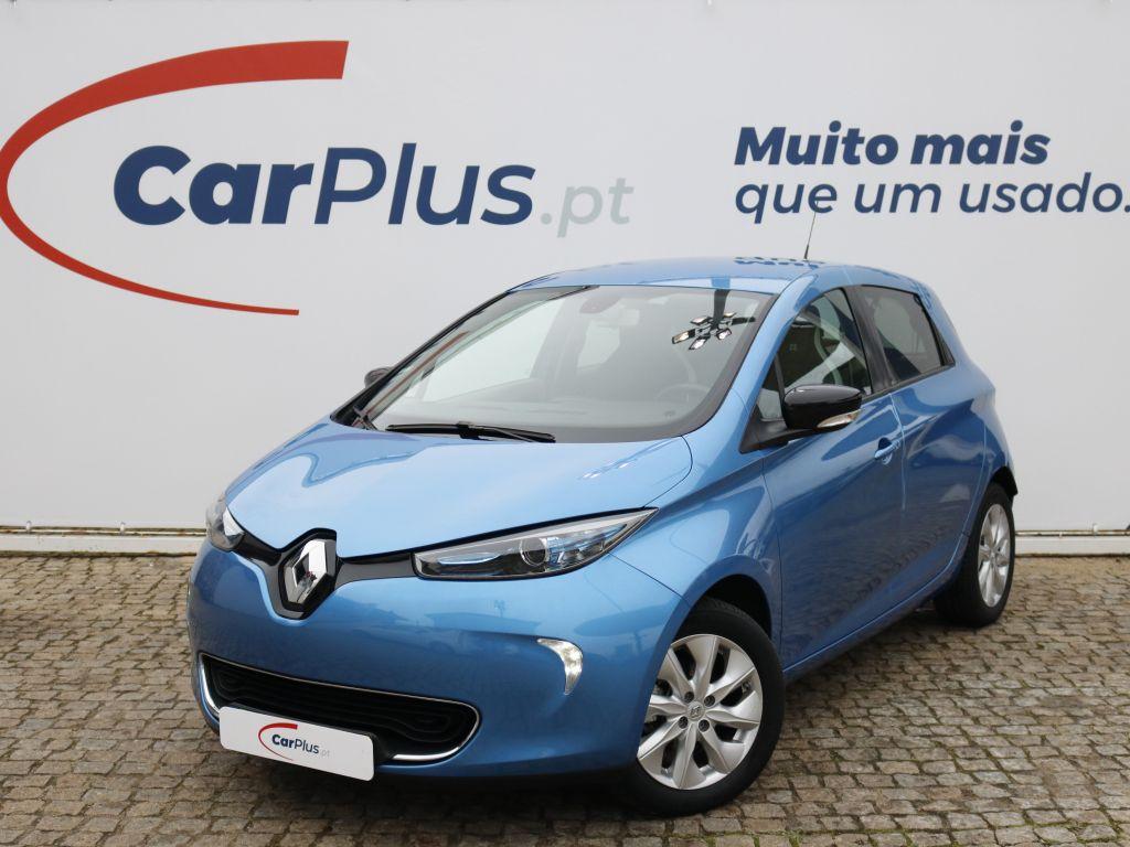Renault ZOE Intens Flex segunda mão Lisboa