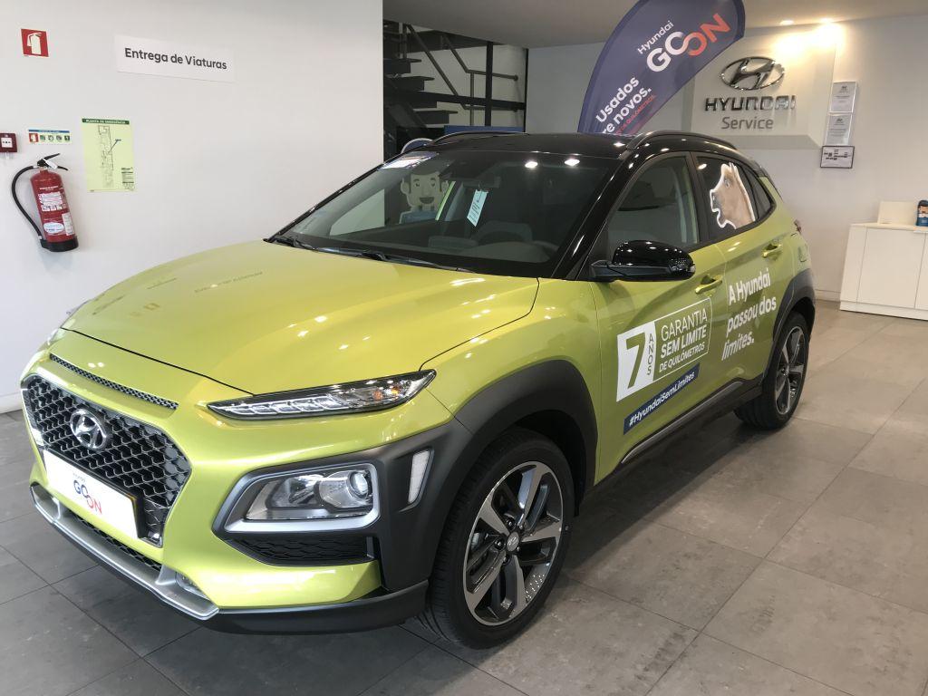 Hyundai Kauai 1.0 T-GDi Premium 4X2 usada Porto