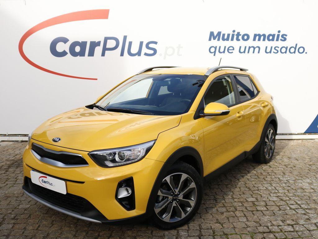 Kia Stonic 1.0 T-GDi ISTX segunda mão Lisboa