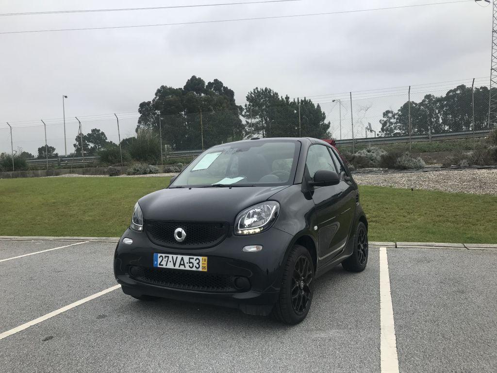 Smart Fortwo cabrio 90cv passion usada Porto