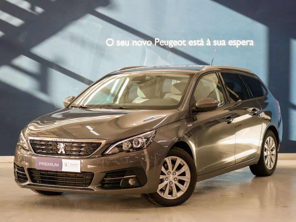 Peugeot 308 SW 1.5 BlueHDi 100cv Style SW usada Setúbal