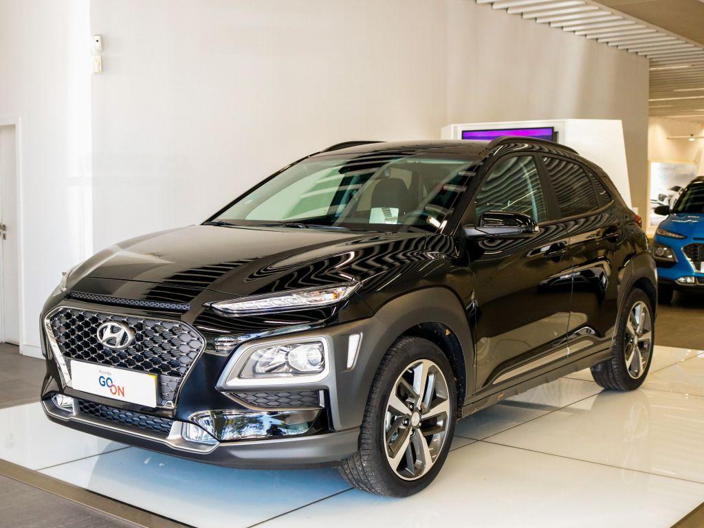 Hyundai Kauai 1.0 T-GDi Premium 4X2 usada Lisboa