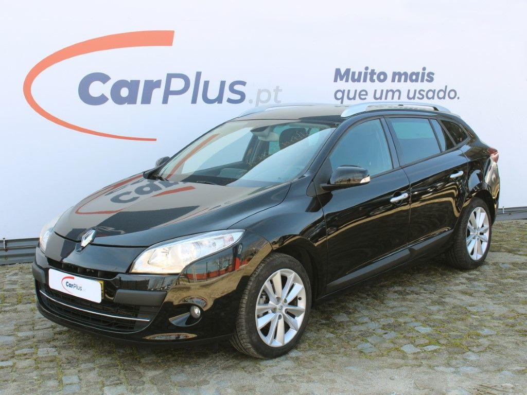 Renault Megane Sport Tourer1.5dCi 110cv FAP ECO2 Dyn. S segunda mão Porto