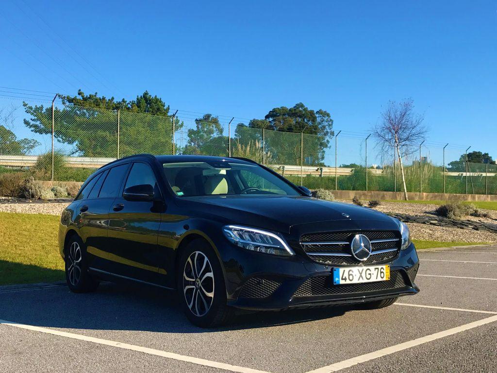 Mercedes Benz Classe C 300 D Station Auto usada Porto